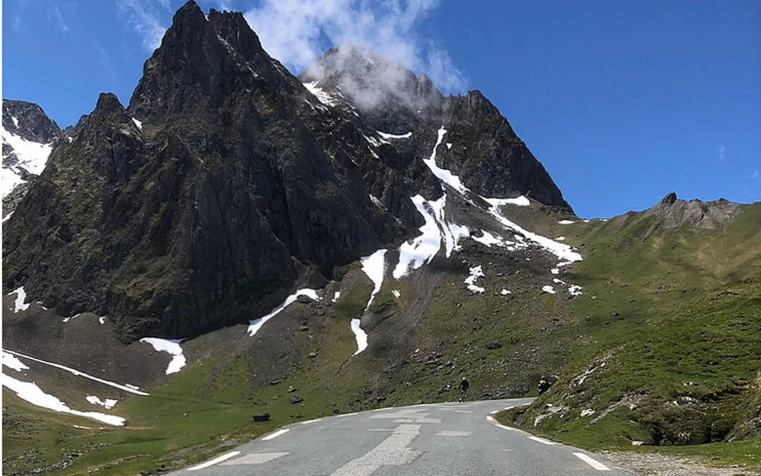 What it's like to cycle through the Pyrenees