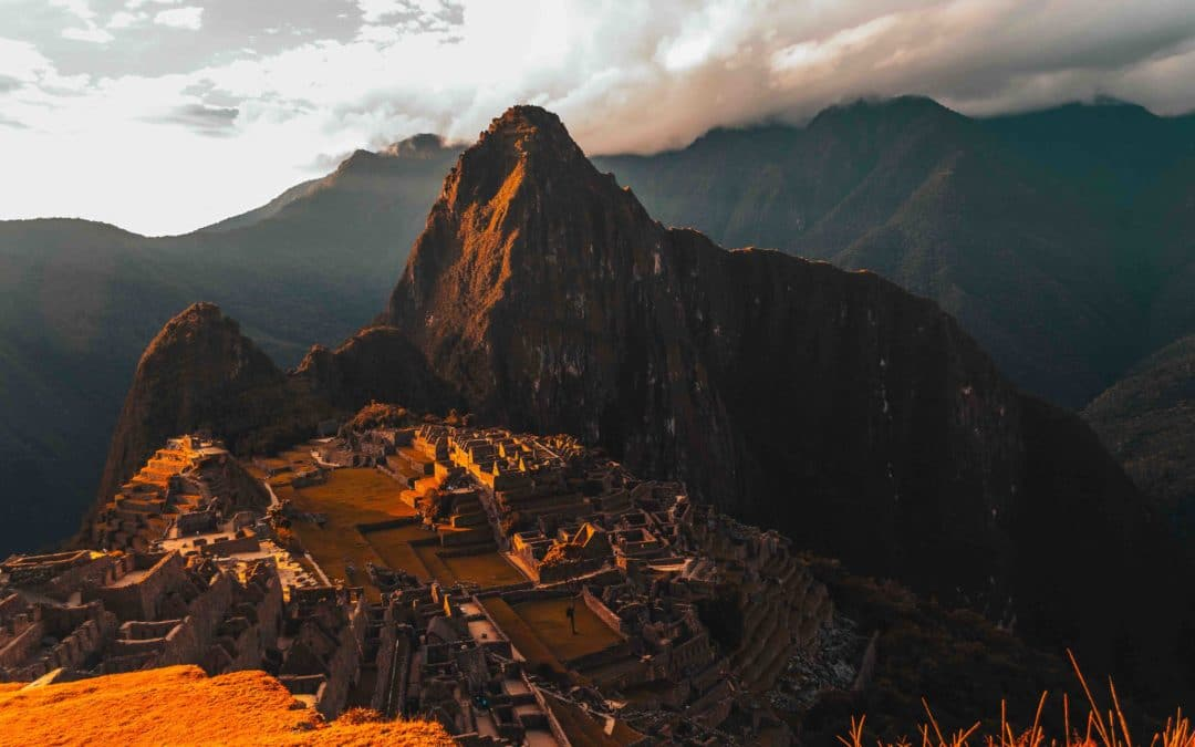 How difficult is the hike to Machu Picchu?