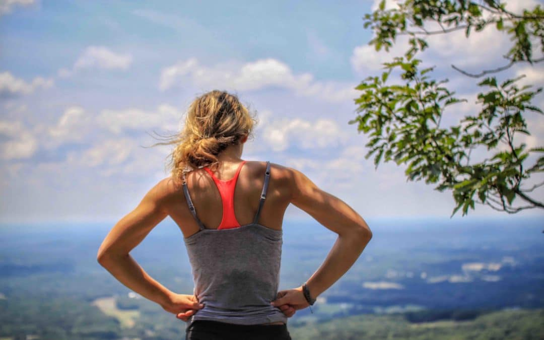 Altitude training for injured runners